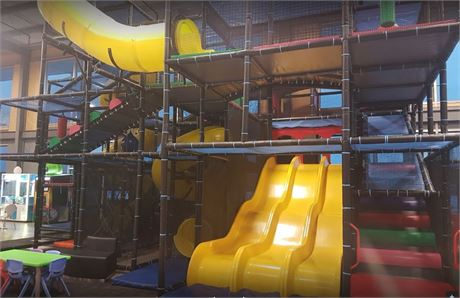 Indoor Fun Center and Commercial Food Equipment